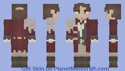 [LoTC] Free To Use Male skin wowza. 3 Minecraft Skin