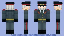 Soviet General (Request) Minecraft Skin