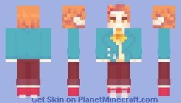 ❥ persona^2 Minecraft Skin