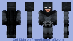 Batman - Noel || Justice Craft Skin