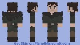 Medieval Traveller / Adventurer Minecraft Skin