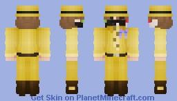 ranboo mcc 17 skin (alt version) Minecraft Skin