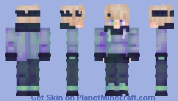 Elite Character Contest for FreeWifi on Skindex Minecraft Skin