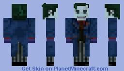 Gotham - Jeremiah Valeska Minecraft Skin