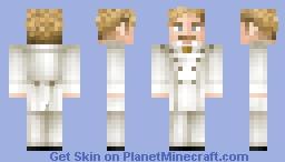 "Count Vronsky from ""Anna Karenina"" Minecraft Skin"
