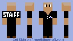 WDW Cast Member Minecraft Skin