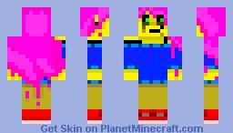 Happy Pills (OC Remake) Minecraft Skin