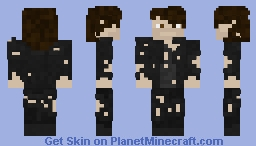 The Wulf - Just Regenerated Minecraft Skin