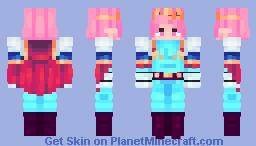 //BLOODY WINTER// Minecraft Skin