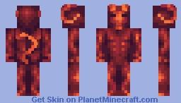 Devil Minecraft Skin