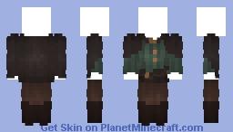 [LoTC] Witch Hunter Minecraft Skin