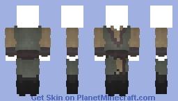 [LoTC] Earthy Robes Minecraft Skin