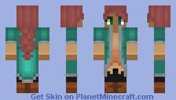 PIrate Person Minecraft Skin