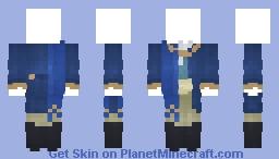 [MassiveCraft] Royal Blue Minecraft Skin