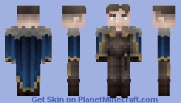 Mareno Charming [LOTC] Minecraft Skin