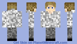 My skin (you guessed it) Minecraft Skin