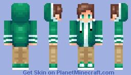 ◊ P∆n∂∆ ◊ Hoodie Guy ◊ Skin Request Minecraft Skin