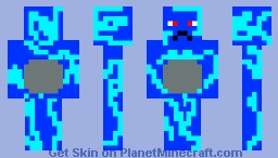Apocalipse Minecraft Skin