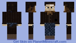 Greek Yiayia Minecraft Skin