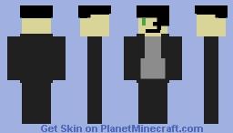 lone Minecraft Skin