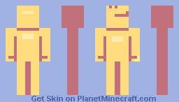 Smiling dude Minecraft Skin
