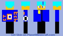 Cking-Owner of Ctech Minecraft Skin