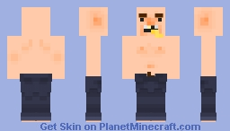 Hillbilly San Andreas Minecraft Skin