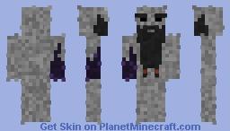 Stone Dwarf Minecraft Skin