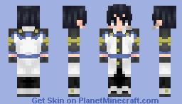 Kazuto Kirigaya Ordinal Scale Minecraft Skin