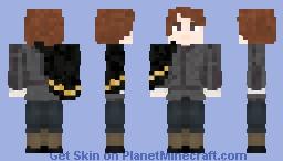 LoL Noble Elluin Sarrieth Minecraft Skin