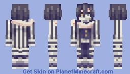 Snake Pillar 🐍 Obanai Iguro Minecraft Skin