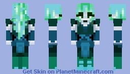 Eyris Pearl [ Gemsona ] Minecraft Skin