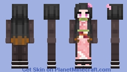 Protecc The Imoto Minecraft Skin