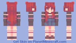 cherry | rce⋆ Minecraft Skin