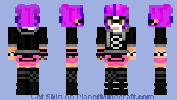 Lace - Fortnite Minecraft Skin