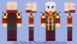 Spooky Ludwig Minecraft Skin