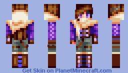 Shaded! (CE) Minecraft Skin