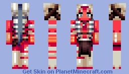 Shaak Ti (RQ) Minecraft Skin