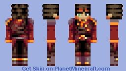 Darius (RQ) Minecraft Skin