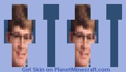 CallMeCarson Minecraft Skin