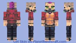 мох Minecraft Skin