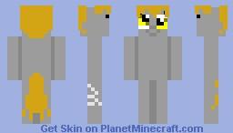Derpy Hooves(MINE LITTLE PONY MOD SKIN) Minecraft Skin