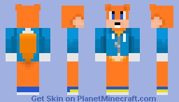 conker Minecraft Skin