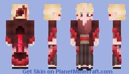 [Seisan RP] Hatsune Chinoike Minecraft Skin