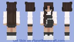 Plait Minecraft Skin