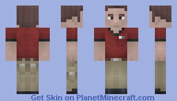 IT technician (requested by The_Poet) Minecraft Skin