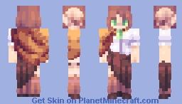 nameless masterpiece . moltenoni Minecraft Skin