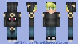 ❆𝓝𝓲𝓷𝓳𝓪𝓖𝓲𝓻𝓵2024❆ Pokemon Fans Unite! Minecraft Skin