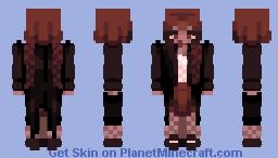 + ᴛʜᴇ ᴇᴍᴘɪʀᴇ ᴏꜰ ᴛʜᴇ ᴠᴀᴍᴘɪʀᴇ + popreel! Minecraft Skin