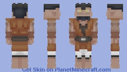 Star Wars: Pong Krell (2 arms only ;( ) Minecraft Skin